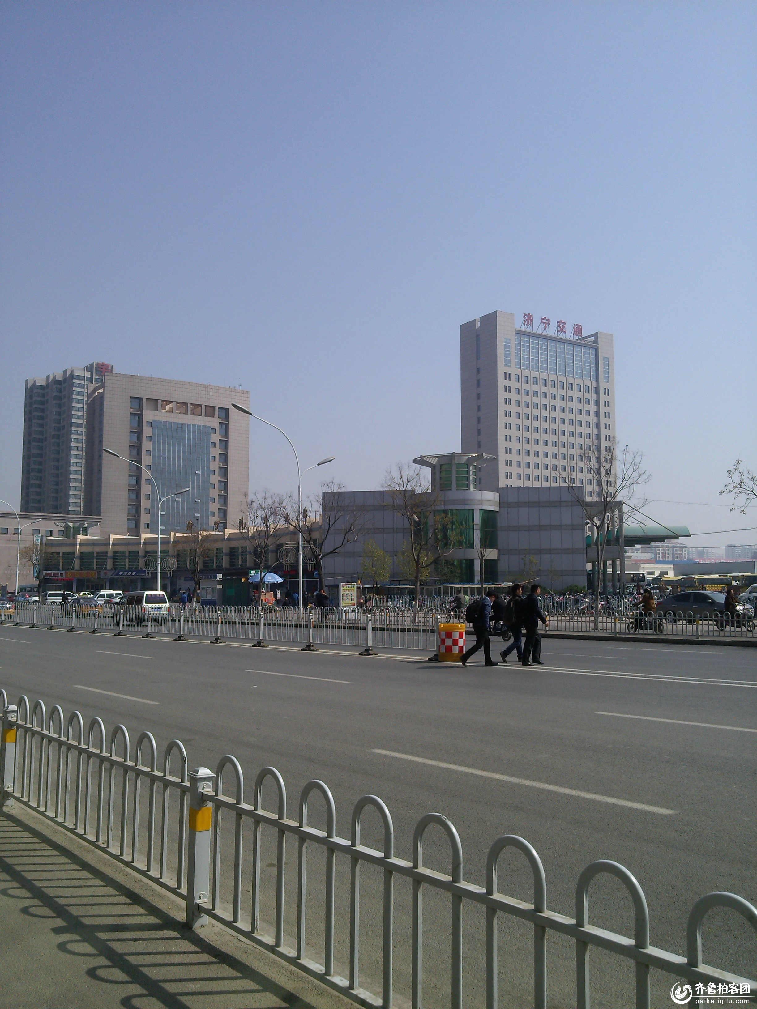 小区风景 - 济宁拍客 - 齐鲁社区 - 山东最大的城市