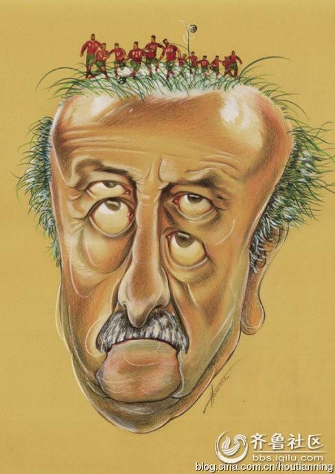 文森特·德尔·博斯克(Vicente Del Bosque,生于1950年12月23日),西班牙人,现任西.jpg