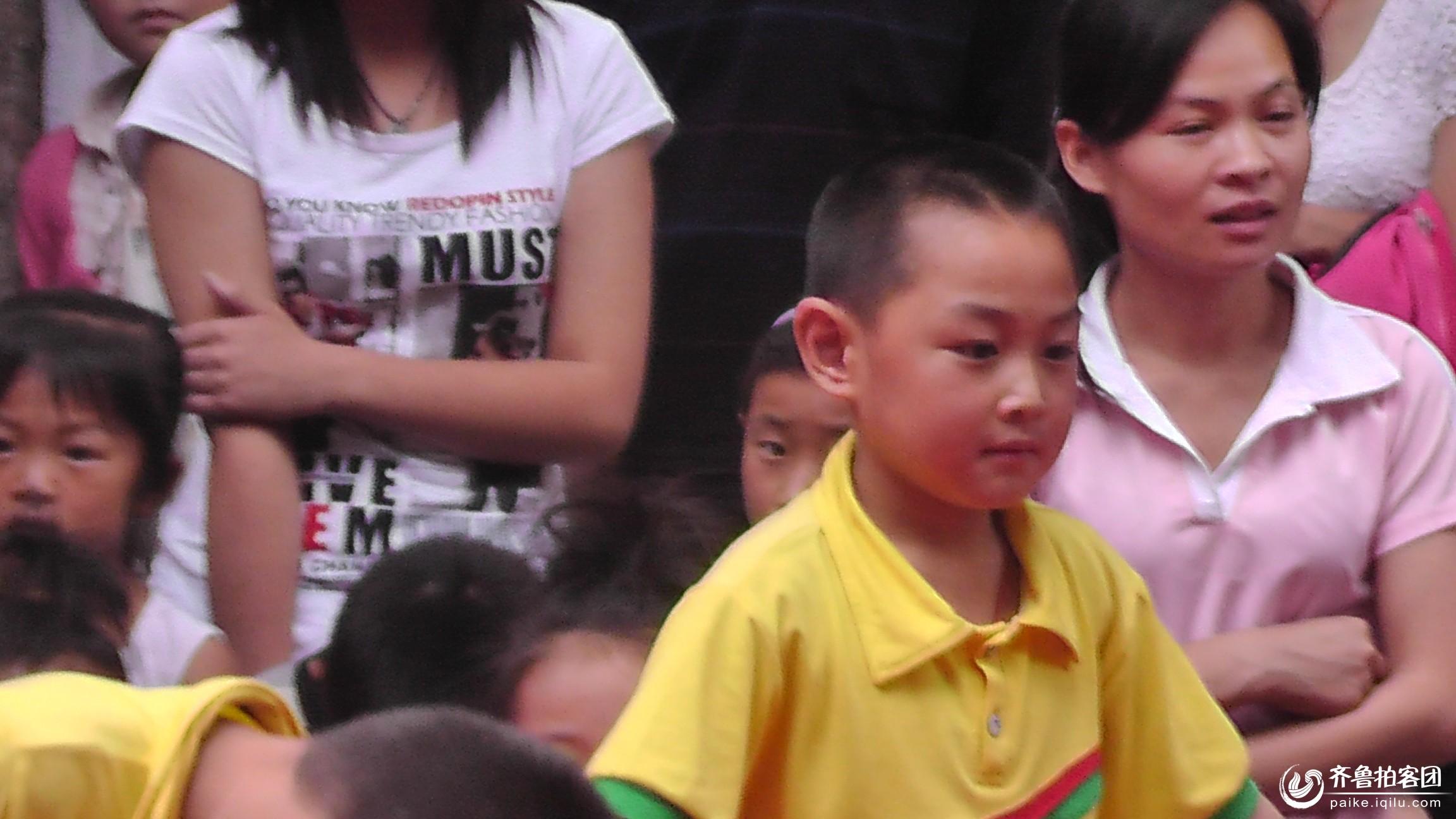 踅庄新星幼儿园天真可爱的孩子们