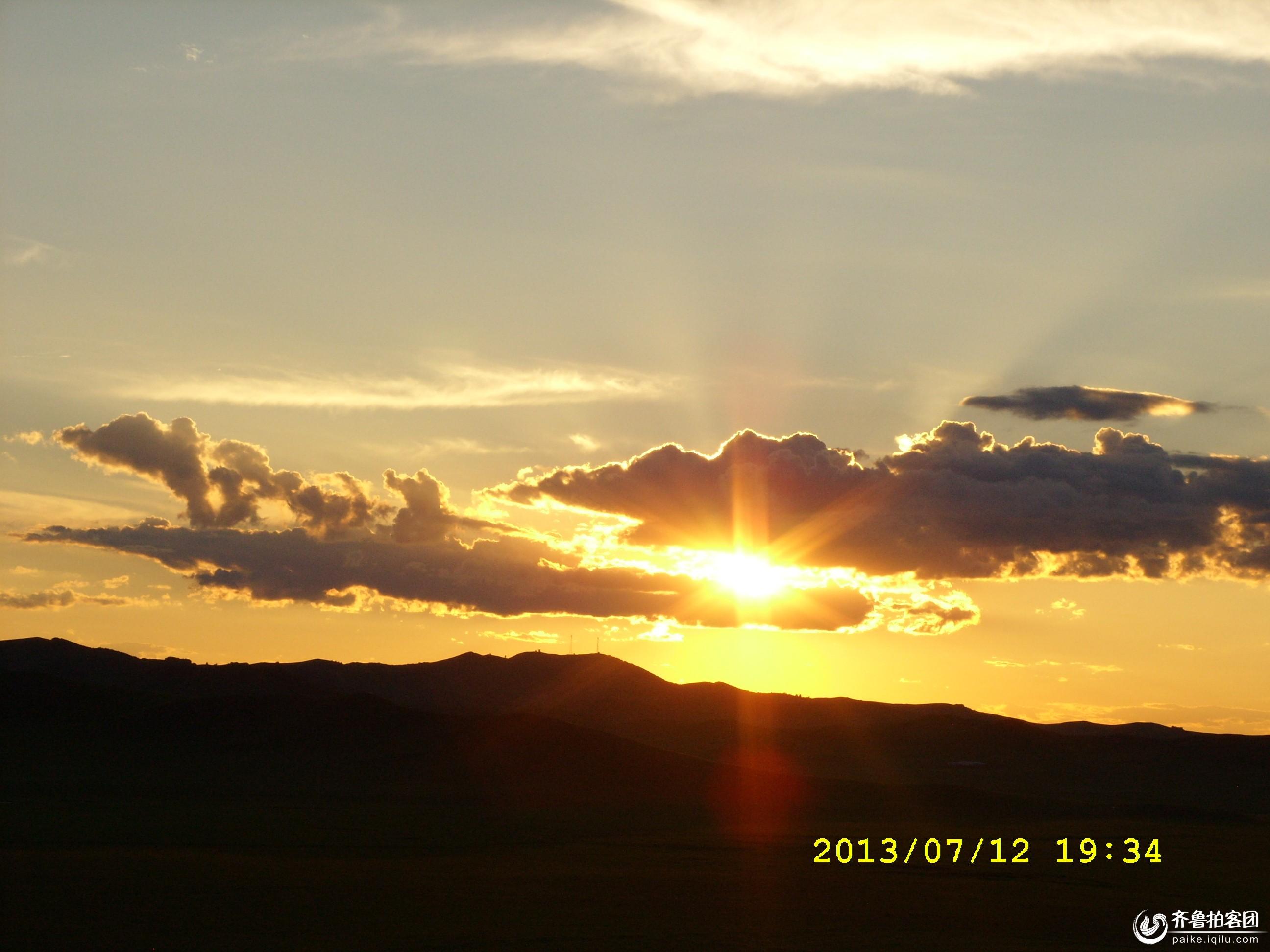 情聚蒙古草原