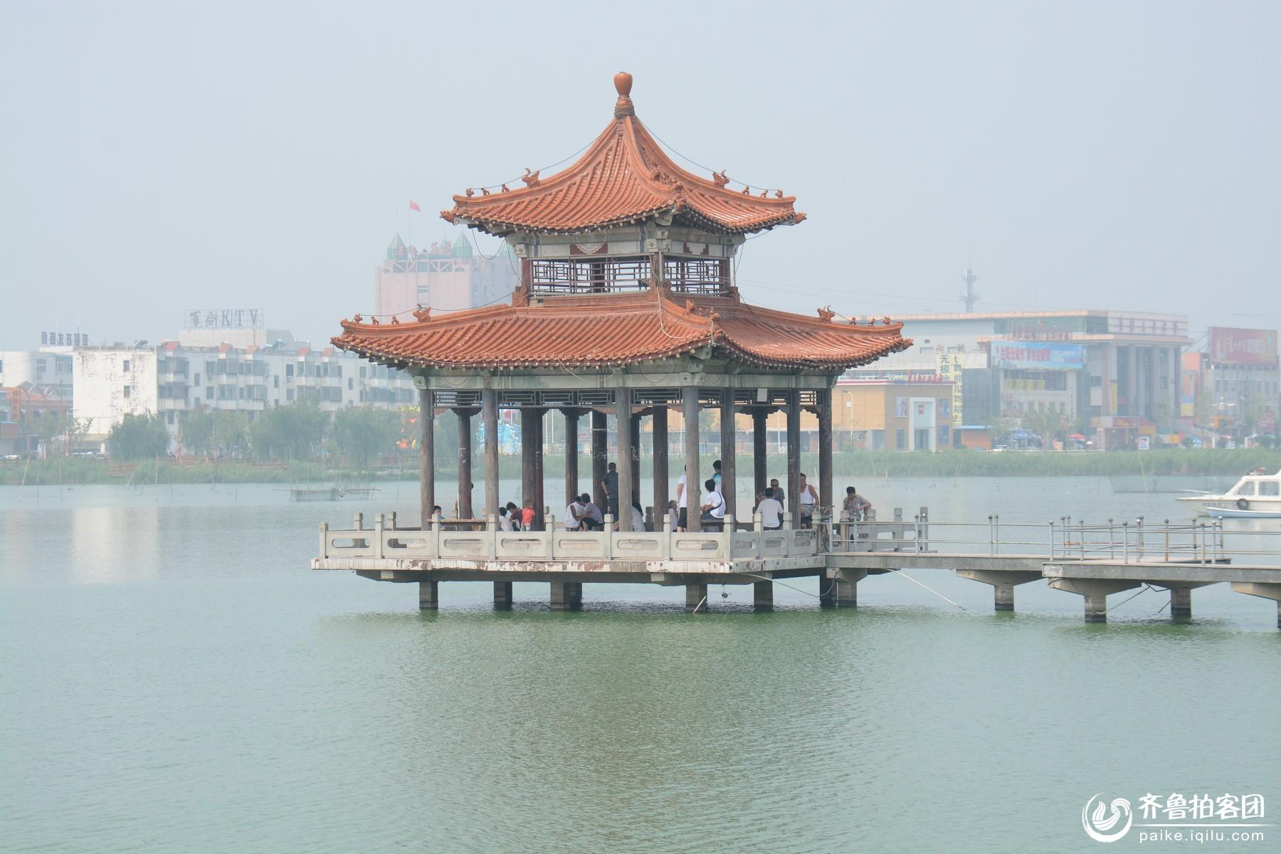 曹县风光 之一 - 菏泽拍客 - 齐鲁社区 - 山东最大的