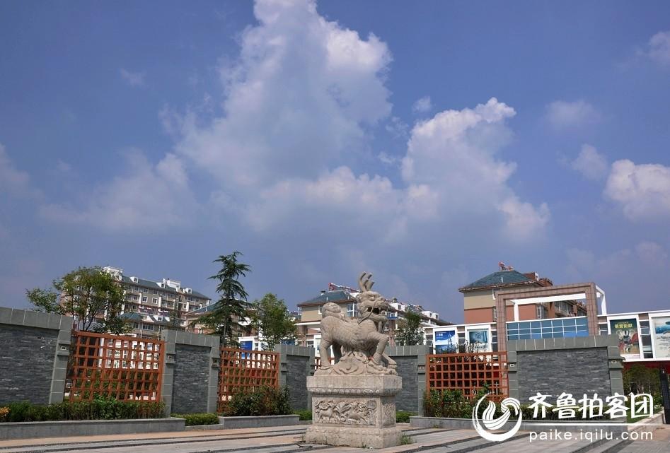 成武宝峰集乡村庄 图片合集