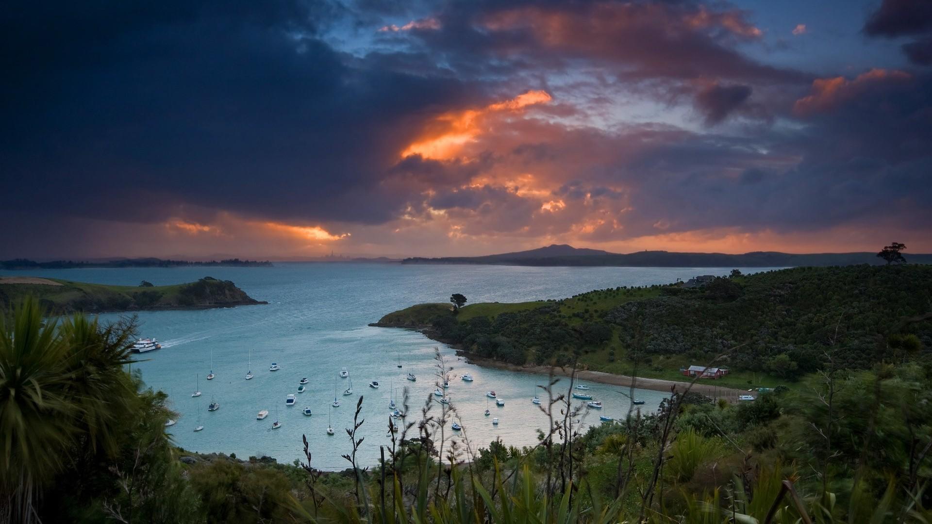 新西兰郊外风景风光壁纸