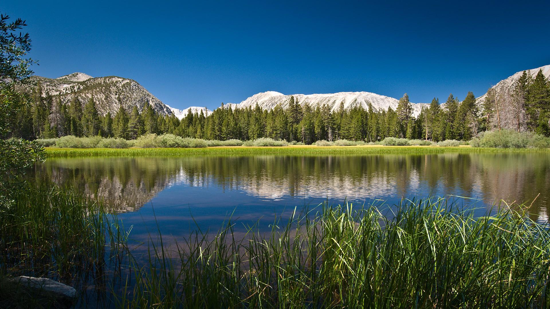 风景秀丽的自然美景桌面壁纸