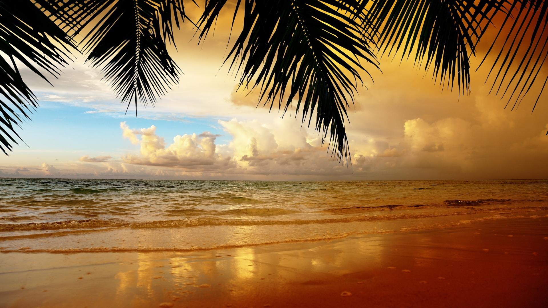 高清沿海风景桌面壁纸