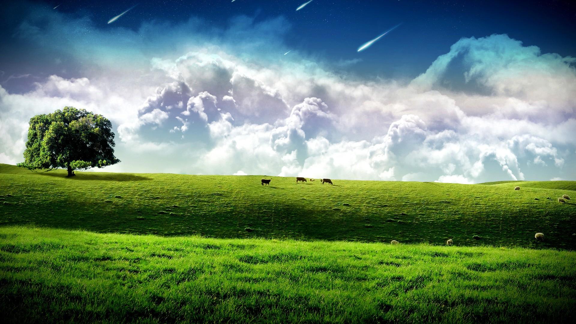 电脑壁纸风景-图片精品欣赏五高清图片