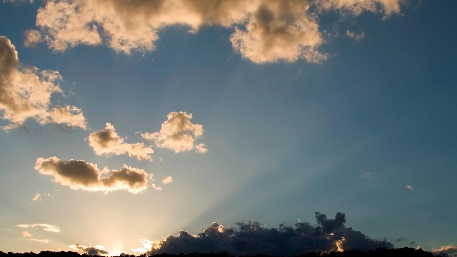 日出背景微信头像