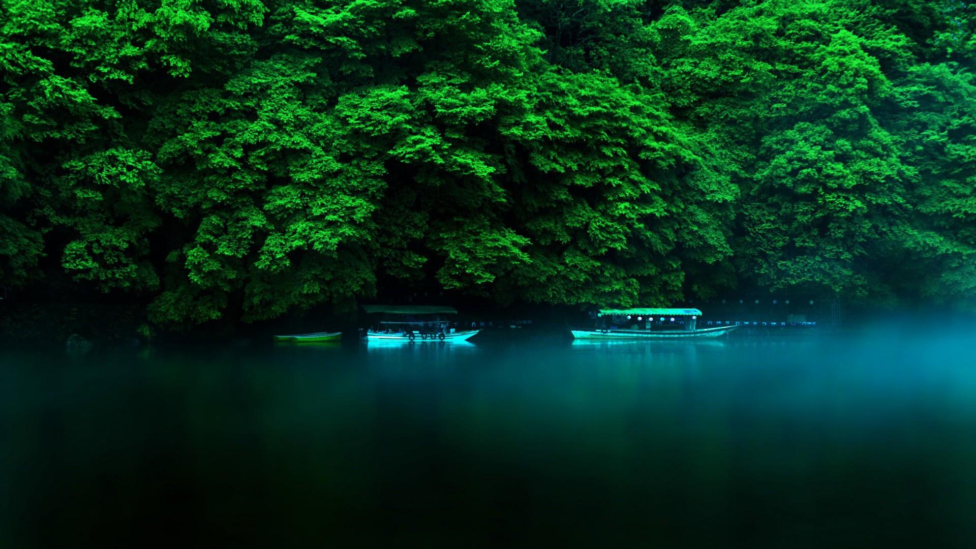 最美自然景观桌面壁纸