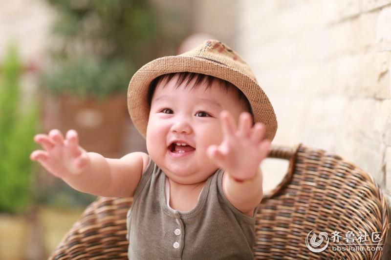 青岛小帅哥--王泽润宝宝来啦