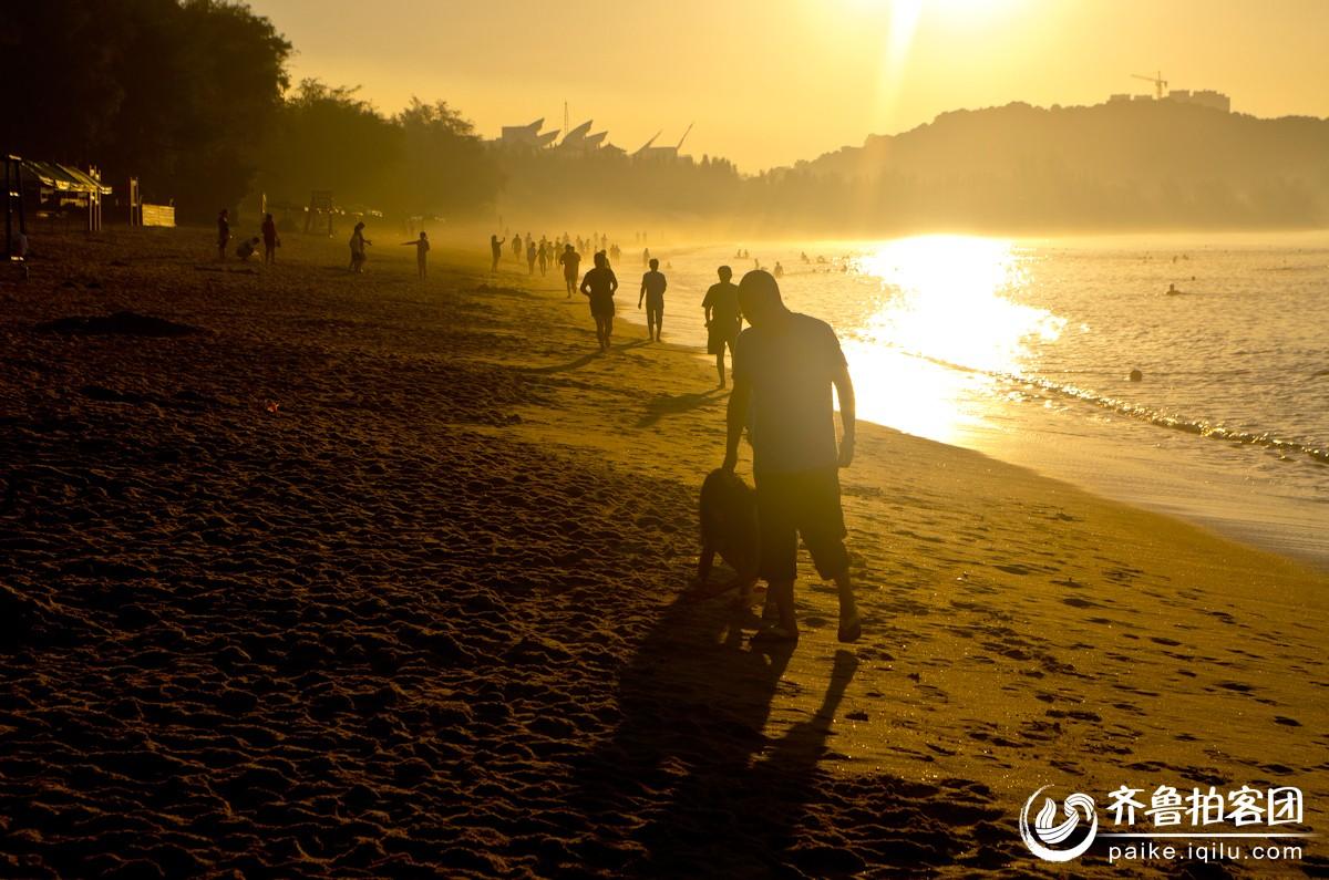 海边采风 - 青岛拍客 - 齐鲁社区 - 山东最大的城市