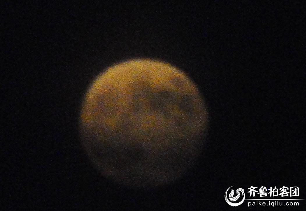 中秋的月亮 - 滨州拍客
