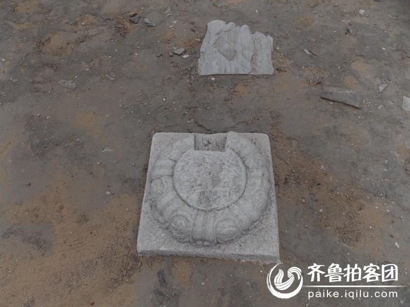 探寻东海神庙遗址