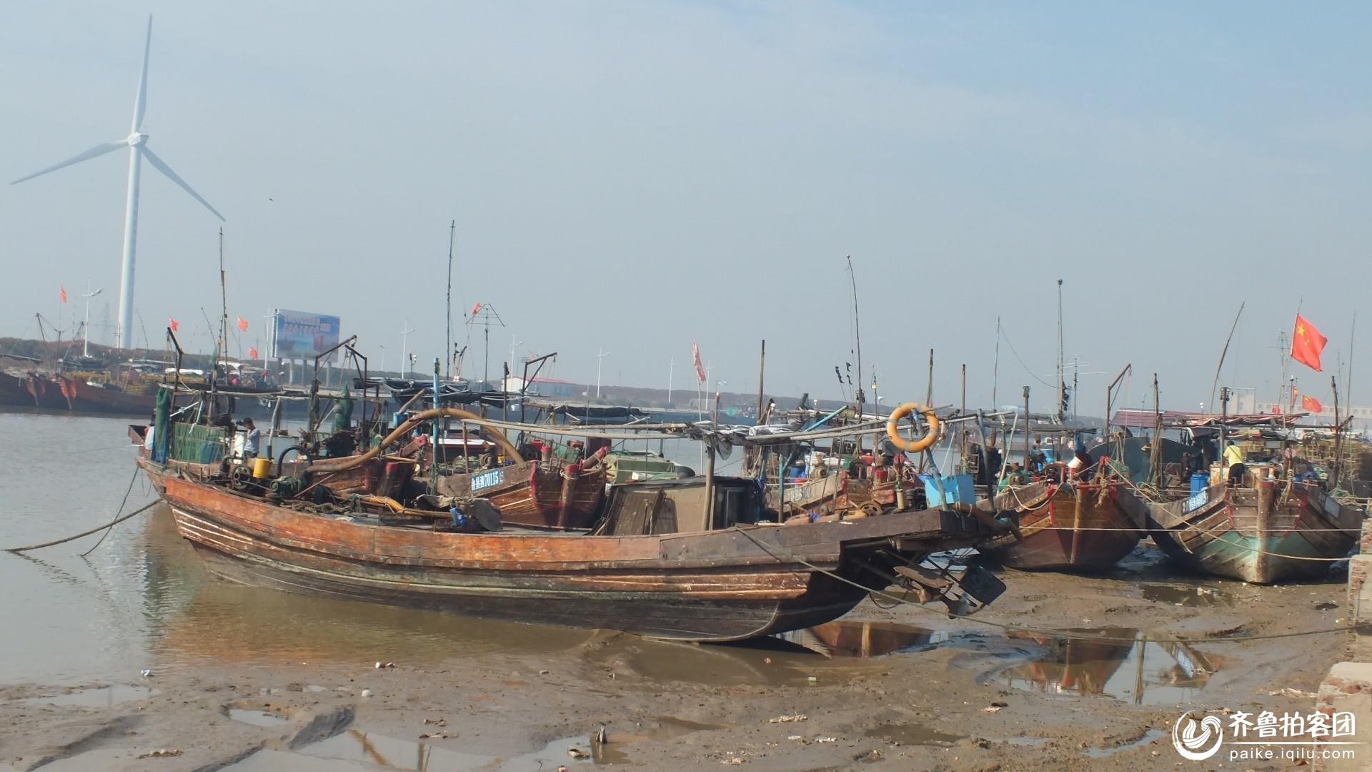 大型渔船设计图