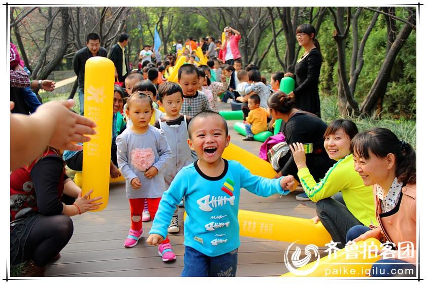 沂水群星幼儿园秋季运动会【实拍】