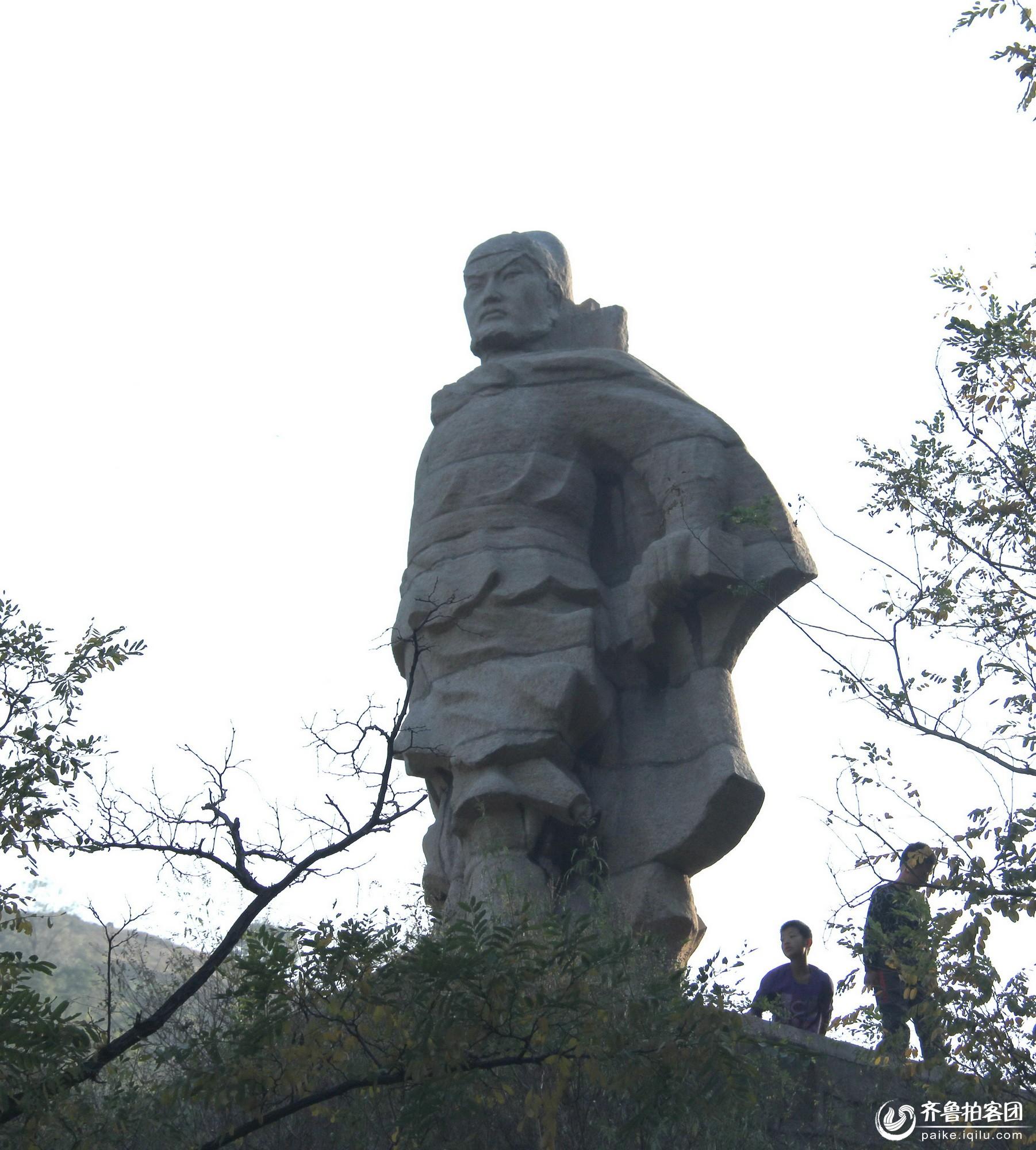 拍遍齐鲁,九九重阳节相约雕窝峪风景区
