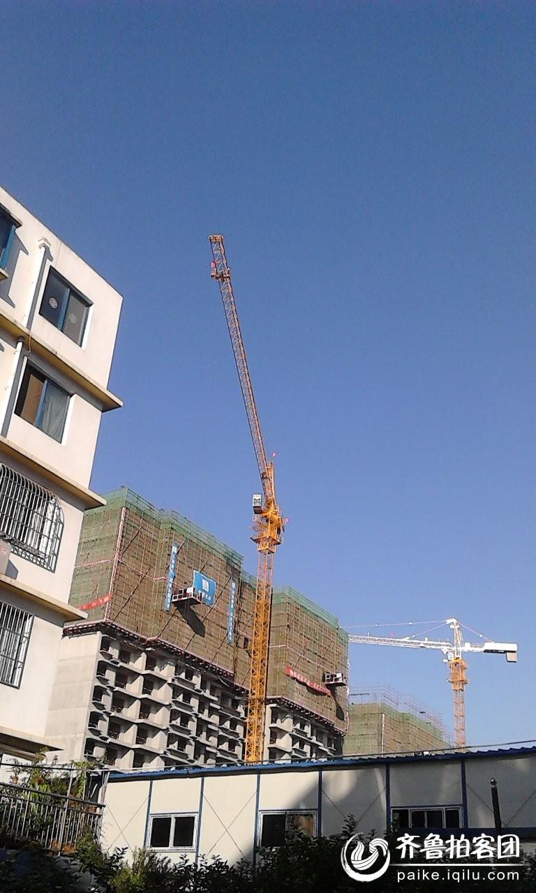 塔吊联动台结构图