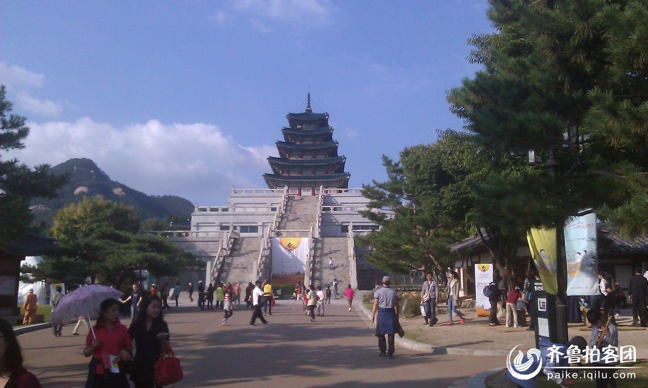 韩国旅游照片 - 临沂拍客