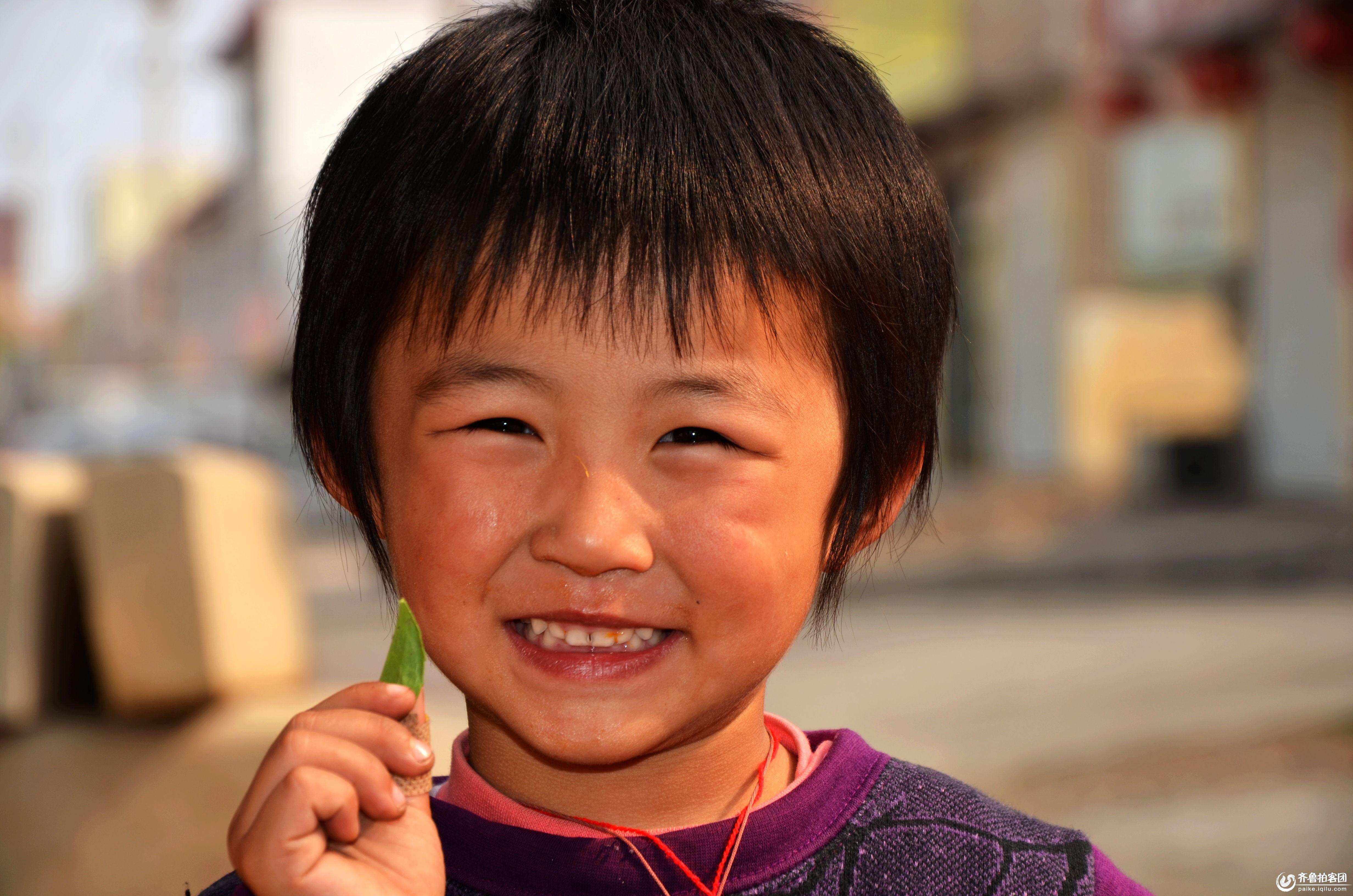 最美儿童笑脸 - 枣庄拍客
