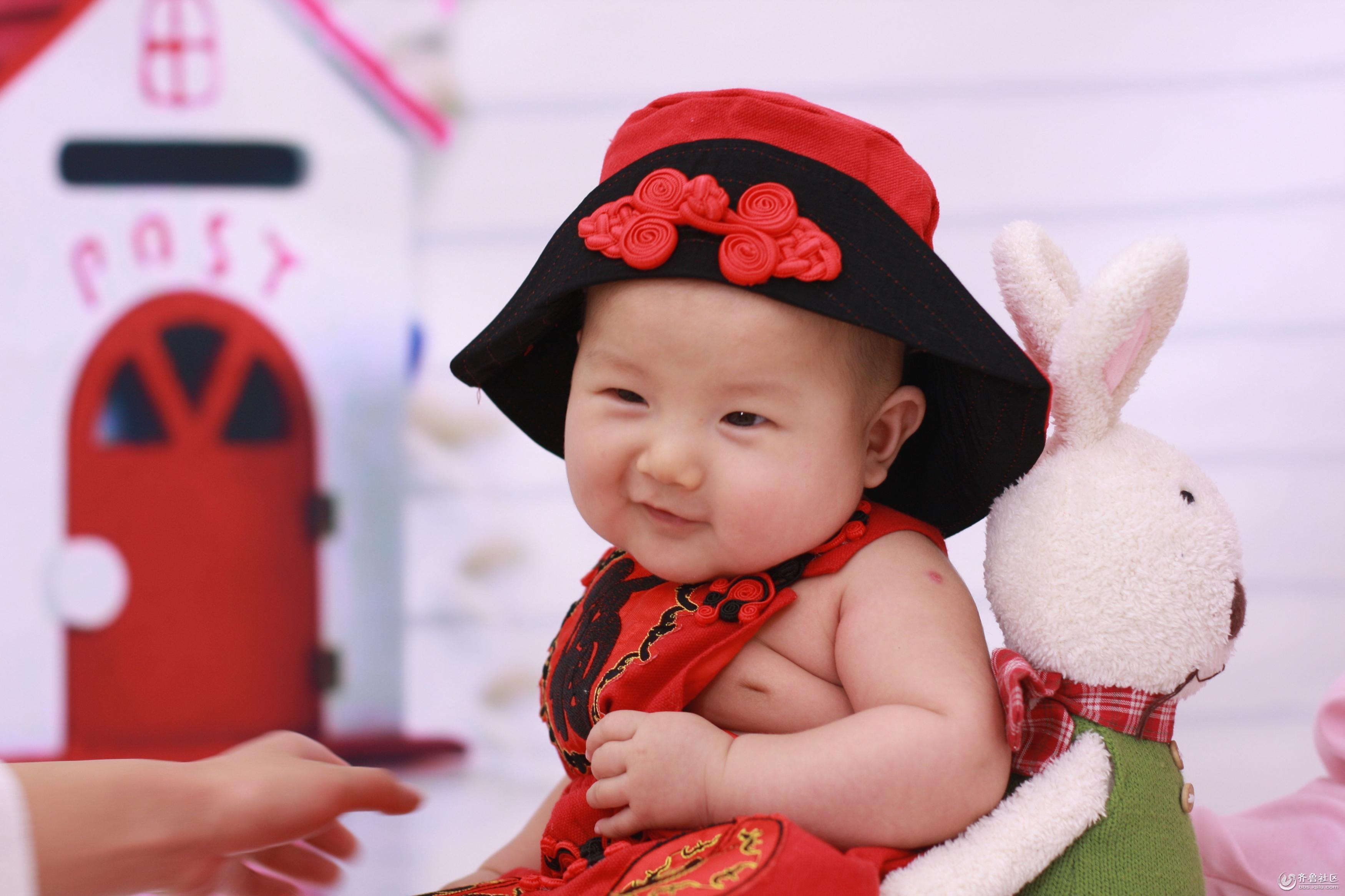 [明星宝宝]参赛宝宝照片