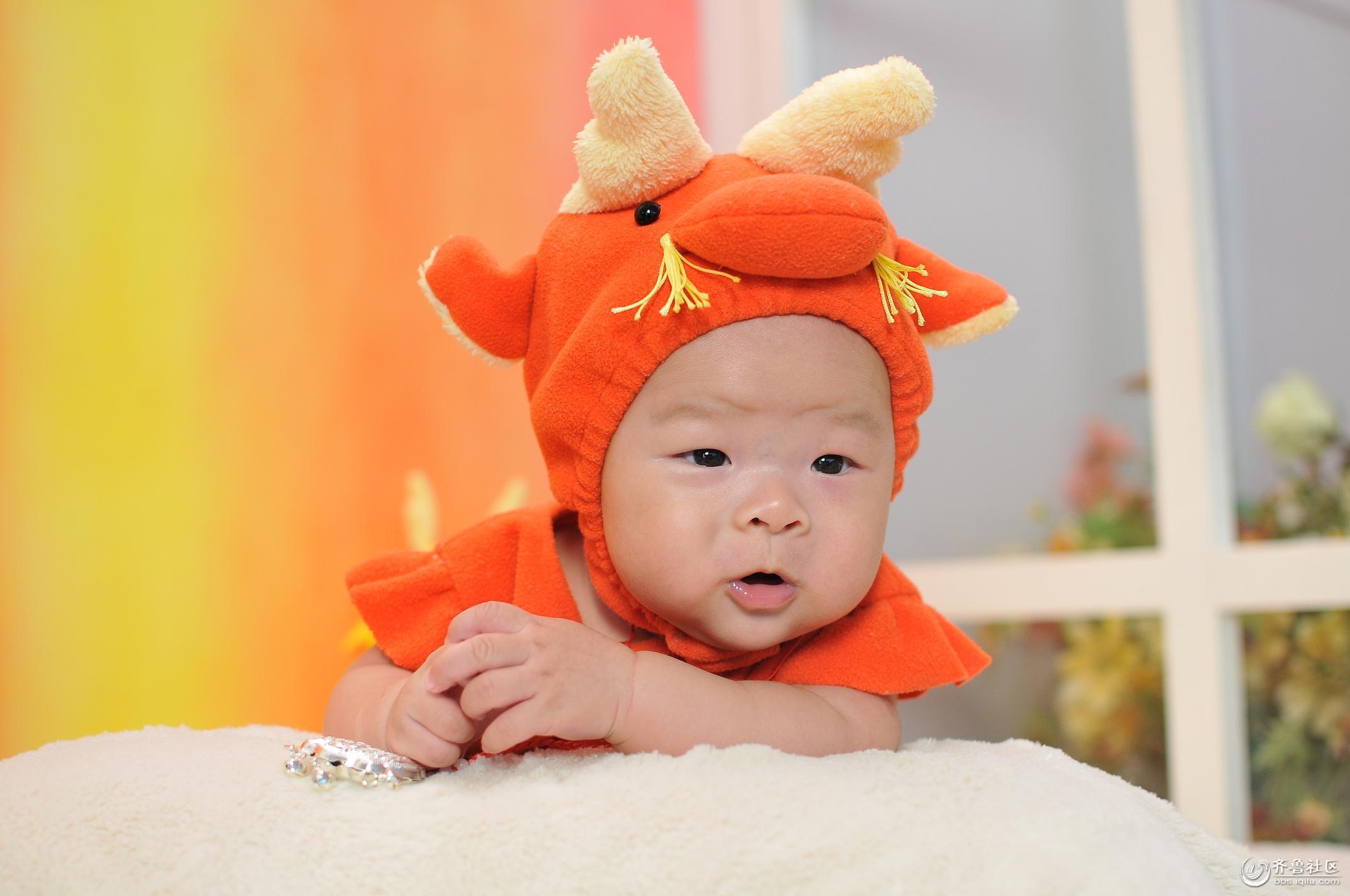 [明星宝宝] 我家的可爱单眼皮小男生--王枫源