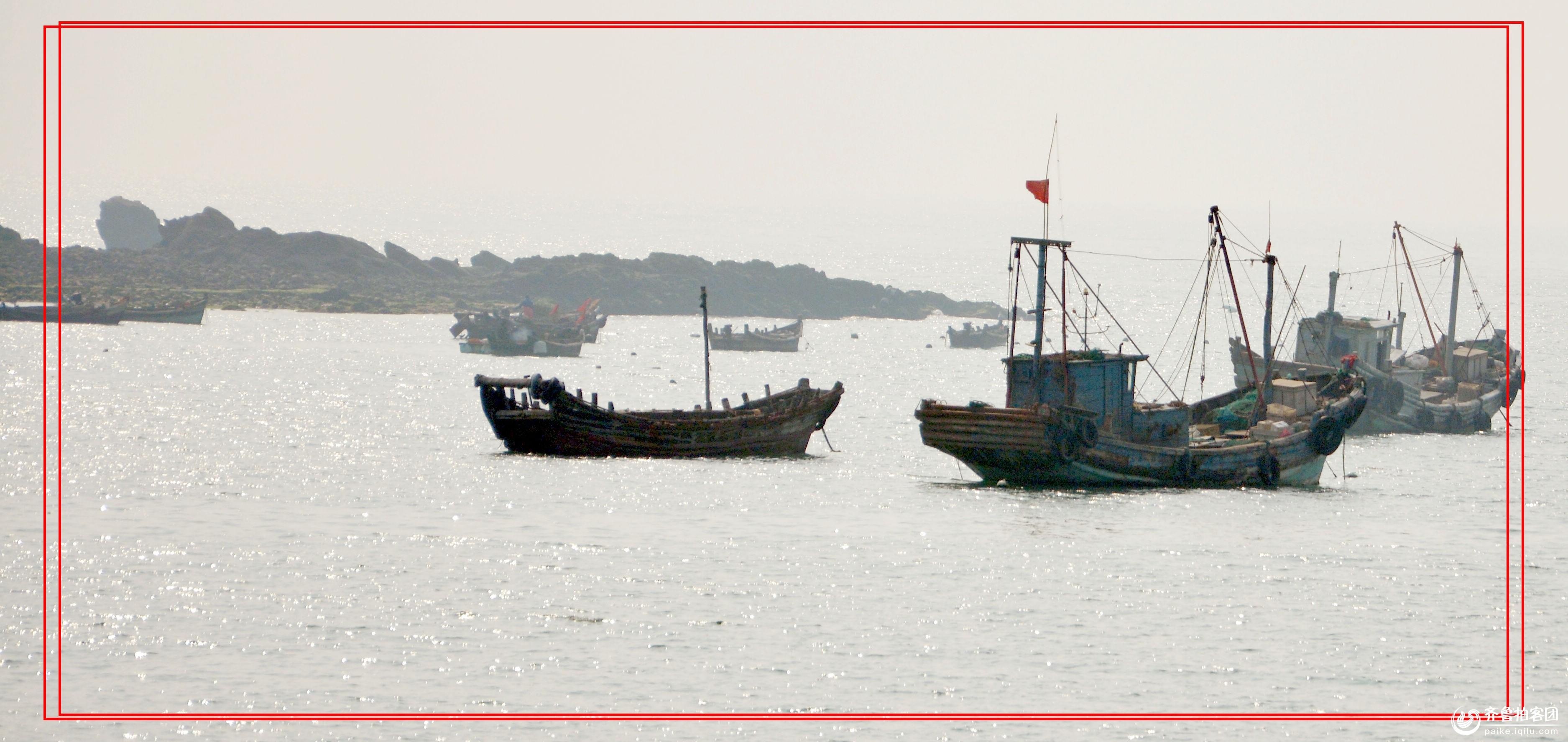 麦岛渔船 - 青岛拍客 - 齐鲁社区 - 山东最大的城市