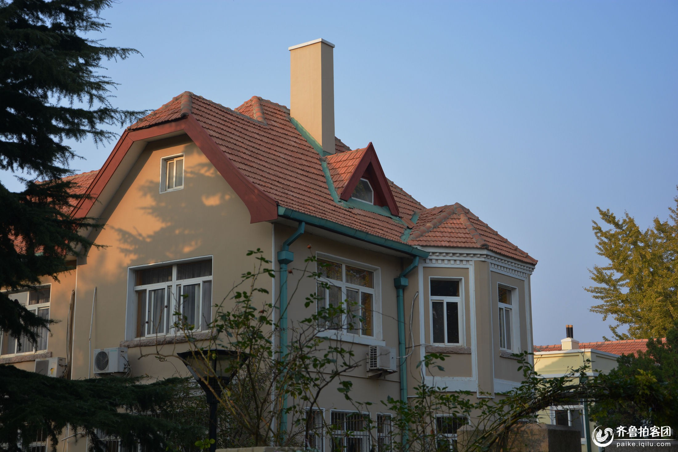 立冬前一天八大关拍建筑 - 青岛拍客 - 齐鲁社区 - 最