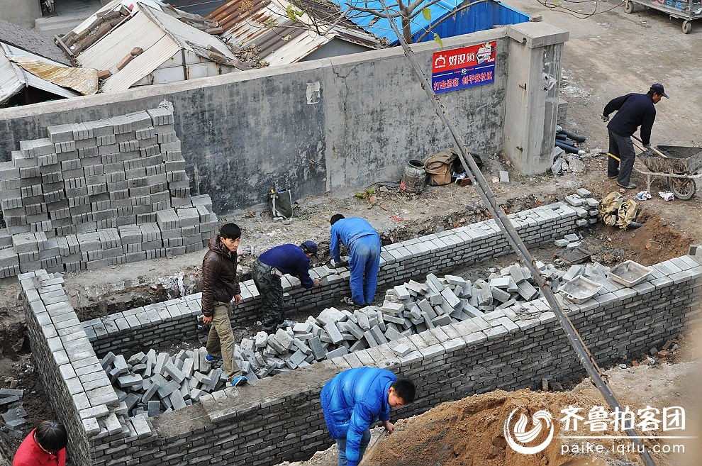 寿光建设集团物业黑社会践踏业主利益爆粗口