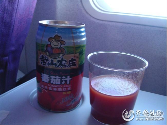 厦航的飞机小零食