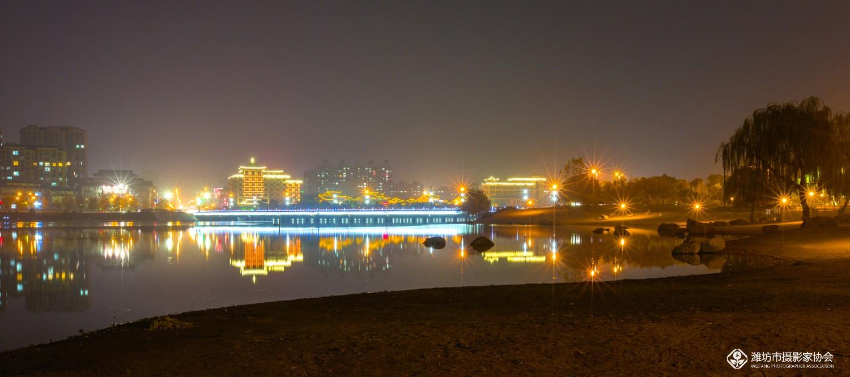 69 潍坊市摄协官方论坛 69 自然风光 69 临朐沙滩公园夜景