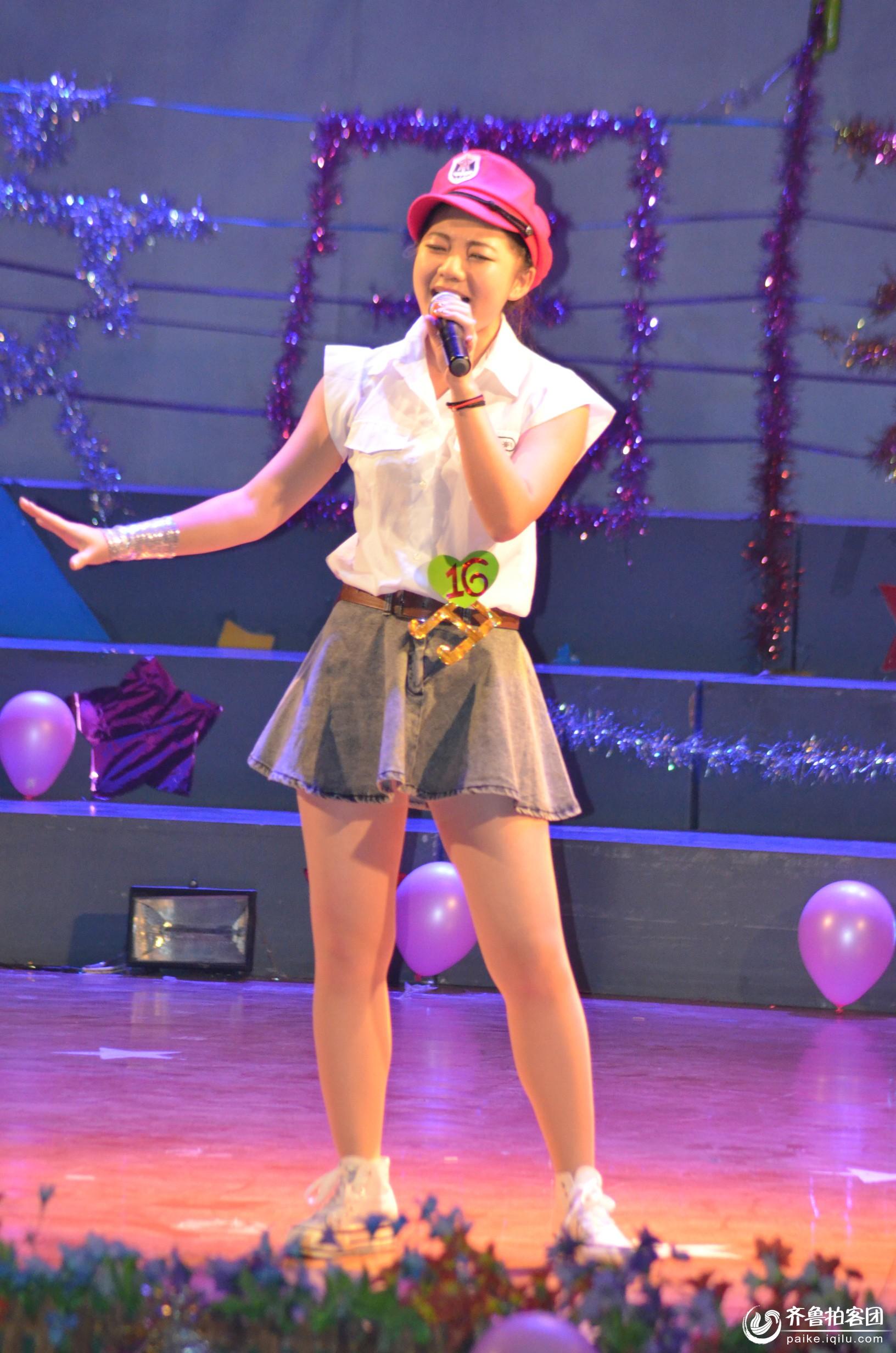 【科技文化艺术节】校园歌手大赛(南校区) - 校园拍客