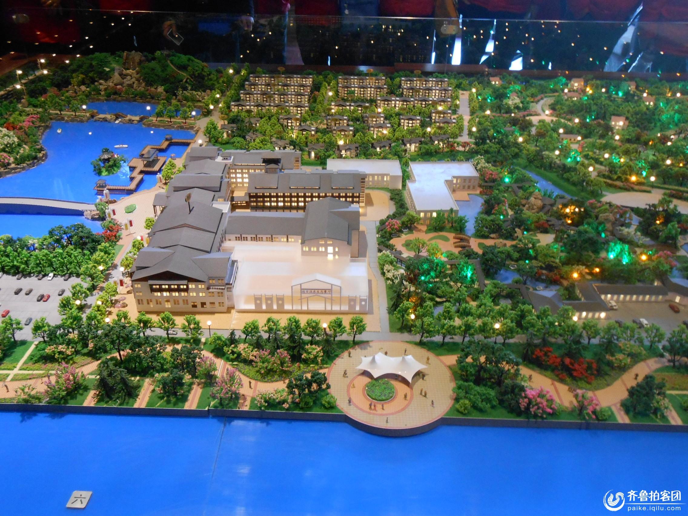 夏津第八中学规划设计