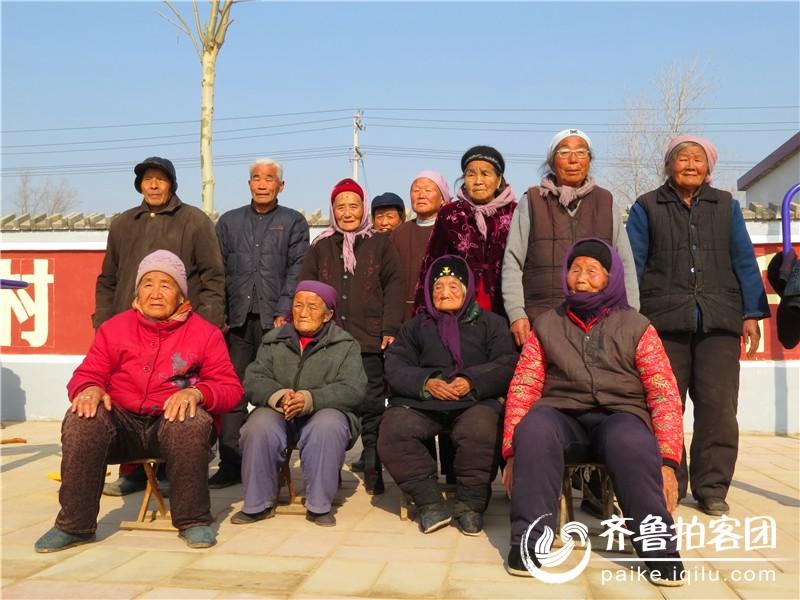 齐鲁拍客来到鄄城新农村 曹氏庄园 菏泽拍客 高清图片