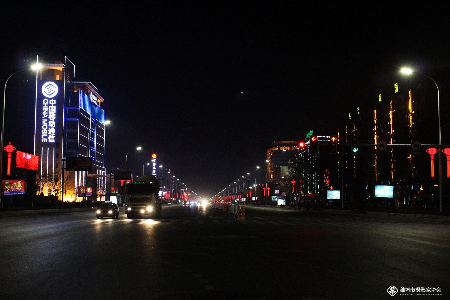 营口渤海大街 - 自然风光
