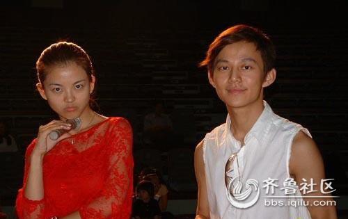 谁是吴昕的前男友图片大全 谁是谁的谁 淳于流落 李子峰是吴昕前男友图片