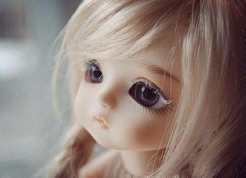 一组漂亮的sd娃娃唯美lomo图片