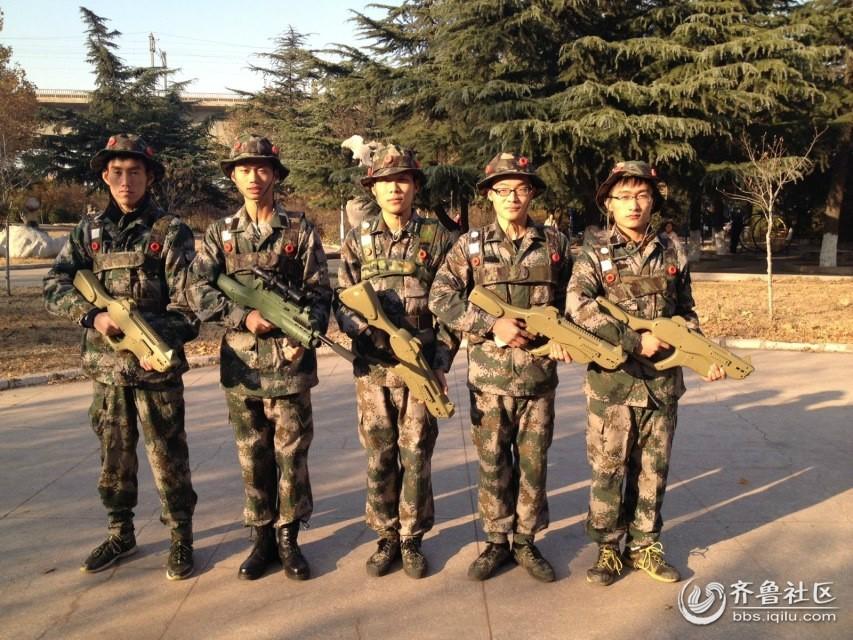 建大军事训练营同学