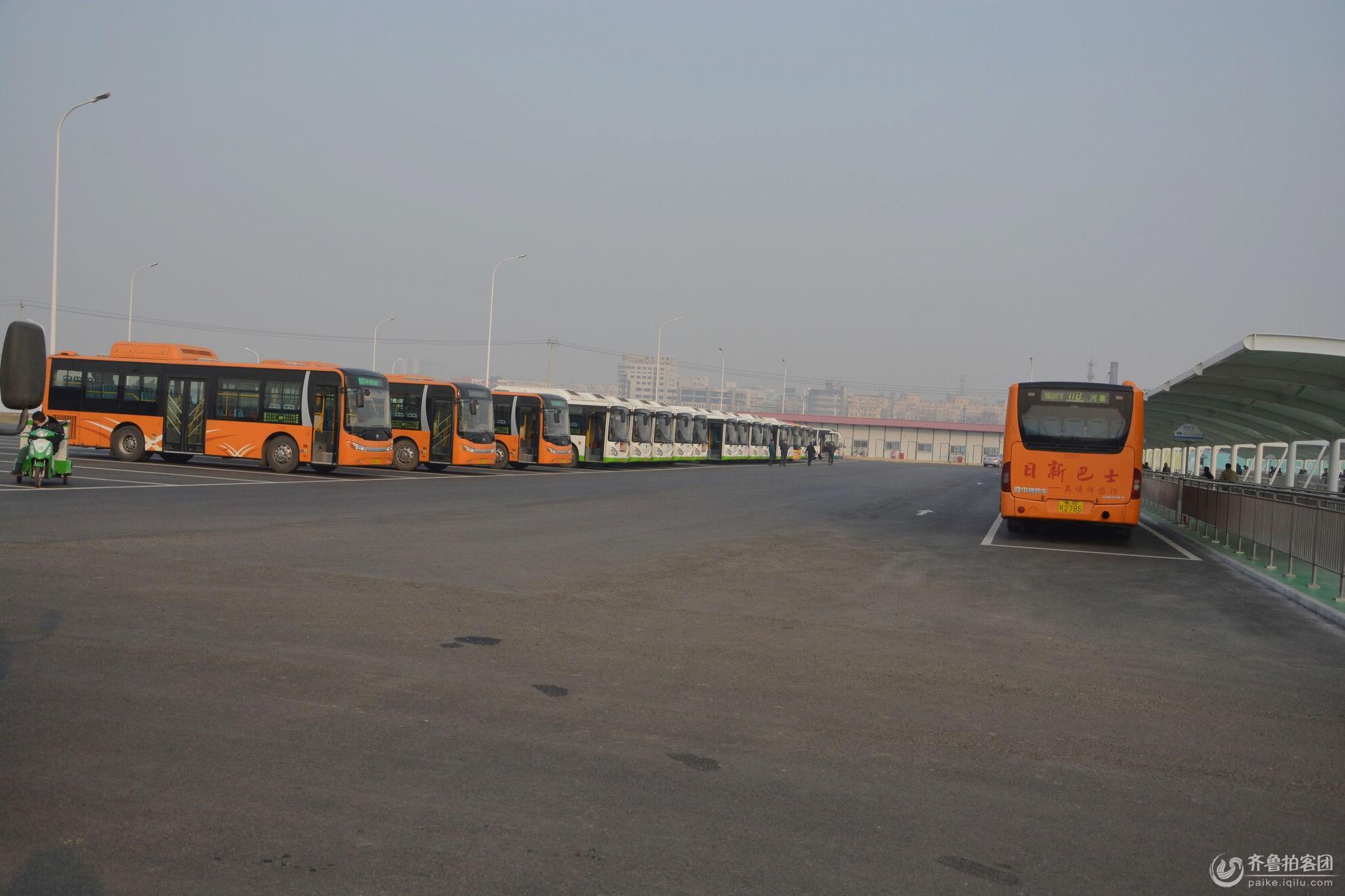 火车北站公交车路线表