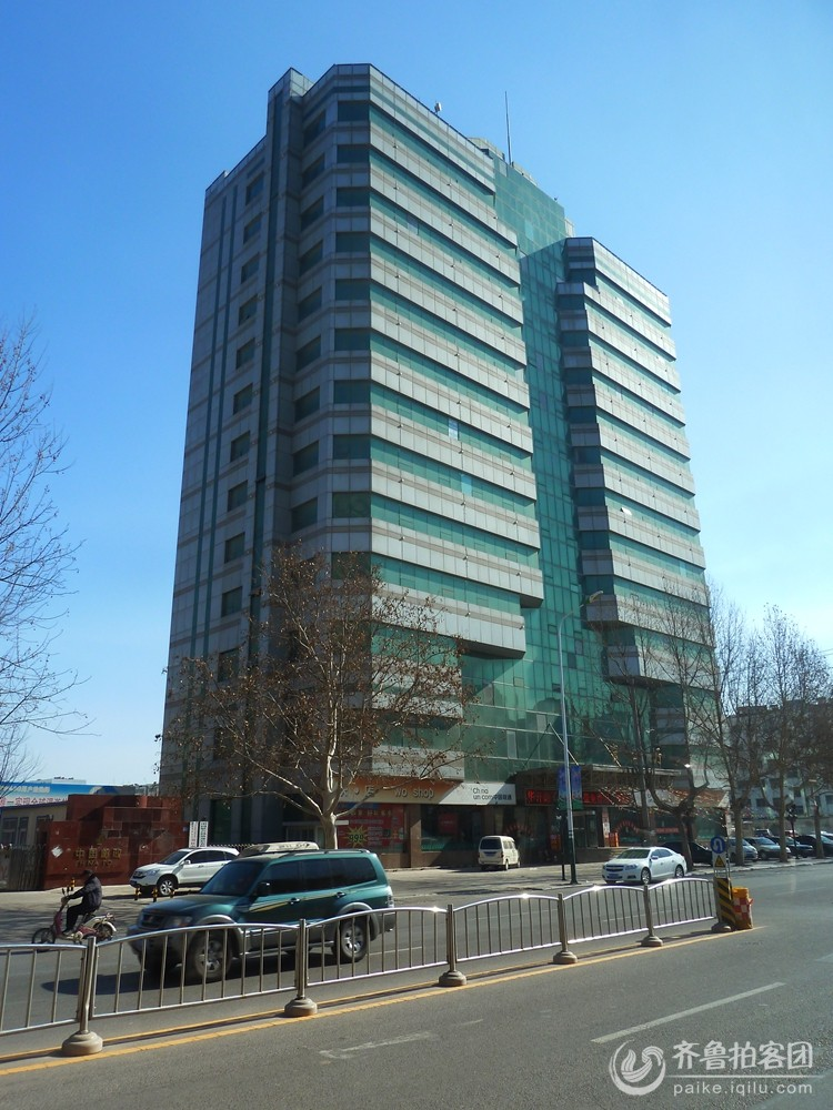 安丘:联通大厦 - 潍坊拍客 - 齐鲁社区 - 山东最大的
