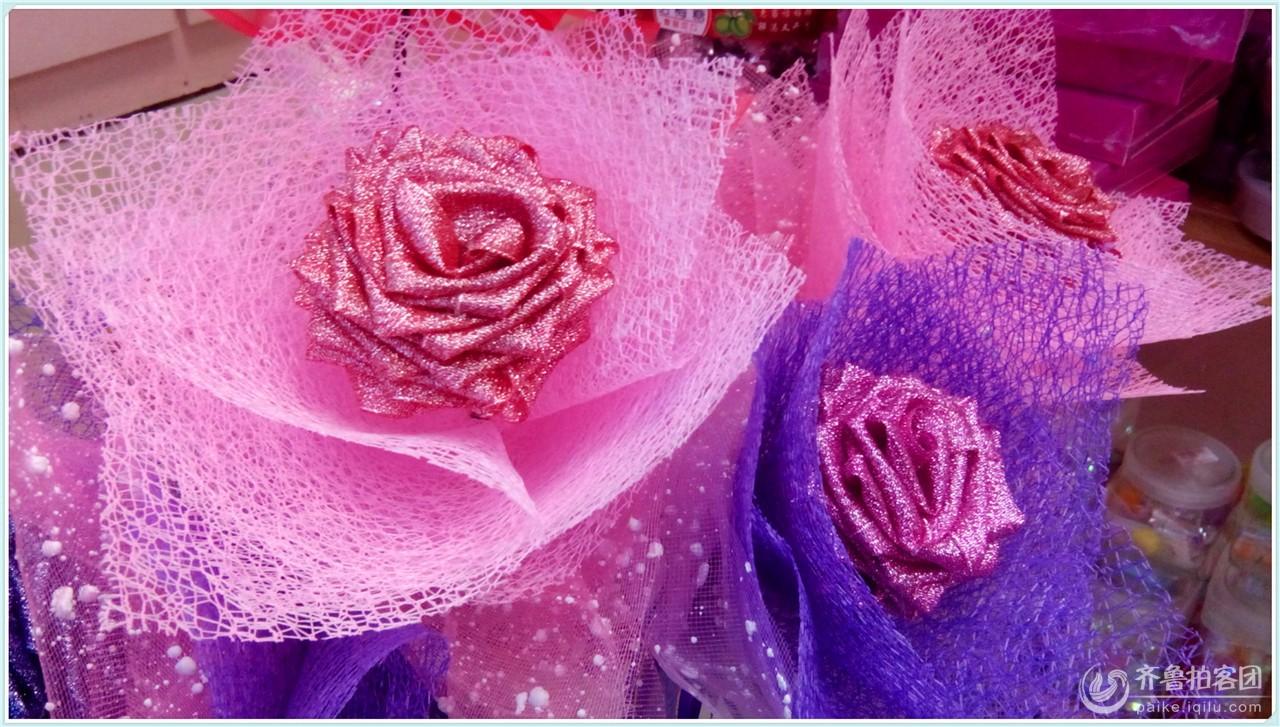 《手工制作》漂亮的玫瑰花