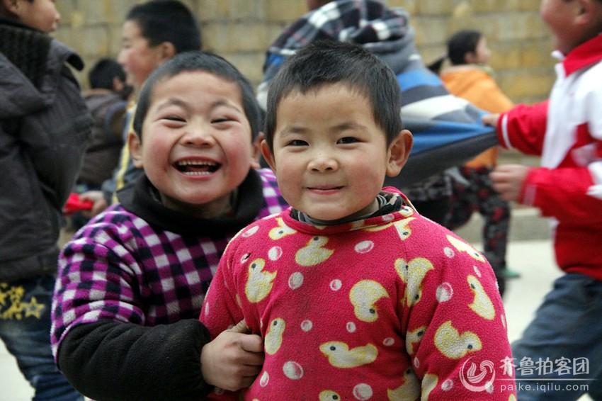 可爱的笑脸 - 枣庄拍客