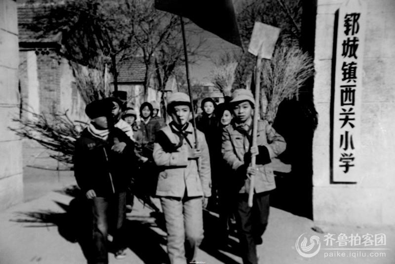 ——1986年摄于郓城(1986年刊登于山东《红蕾》杂志.)图片