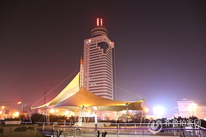 济宁的标志性建筑