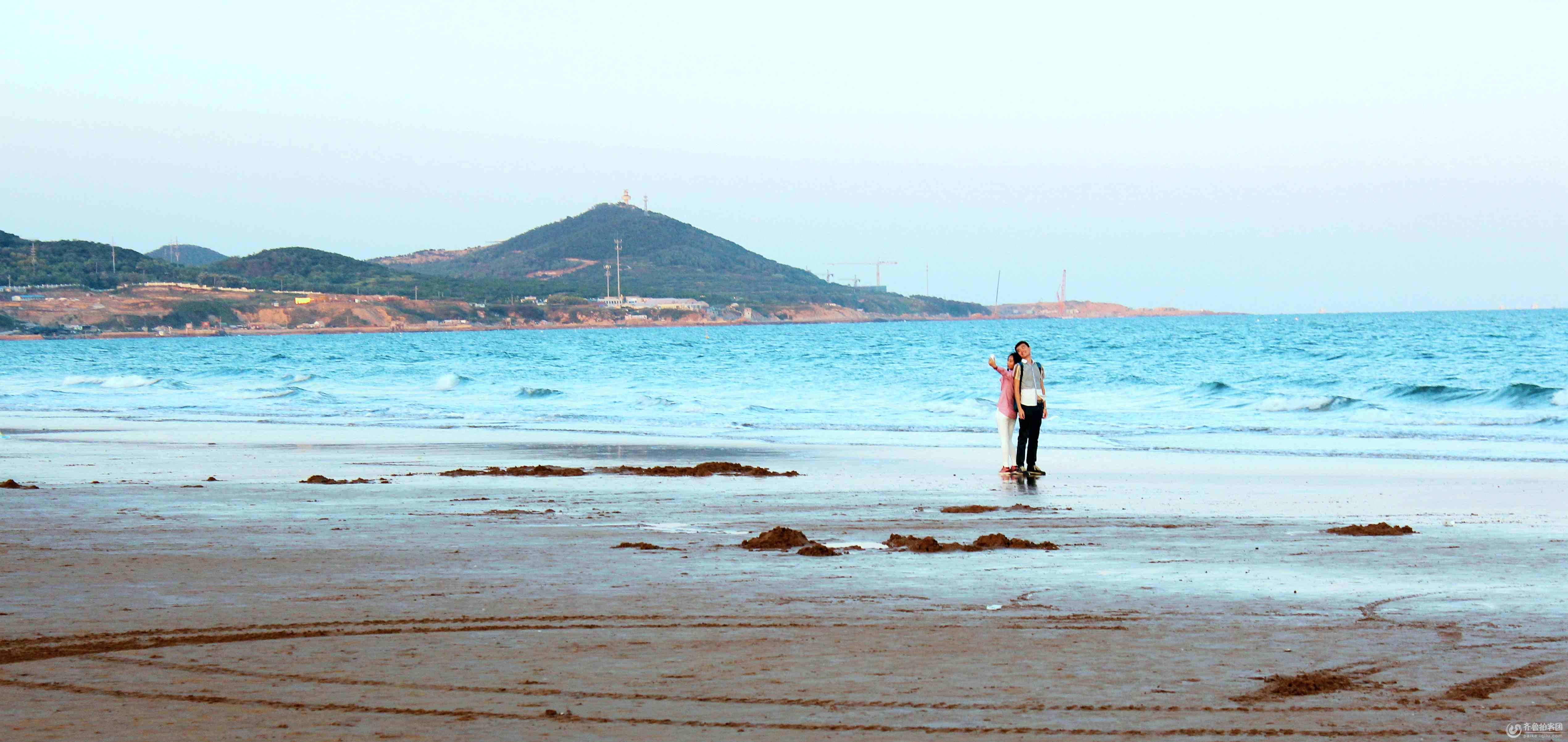 印象青岛-金沙滩