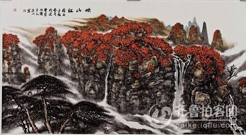 北京画家吴山作品图片