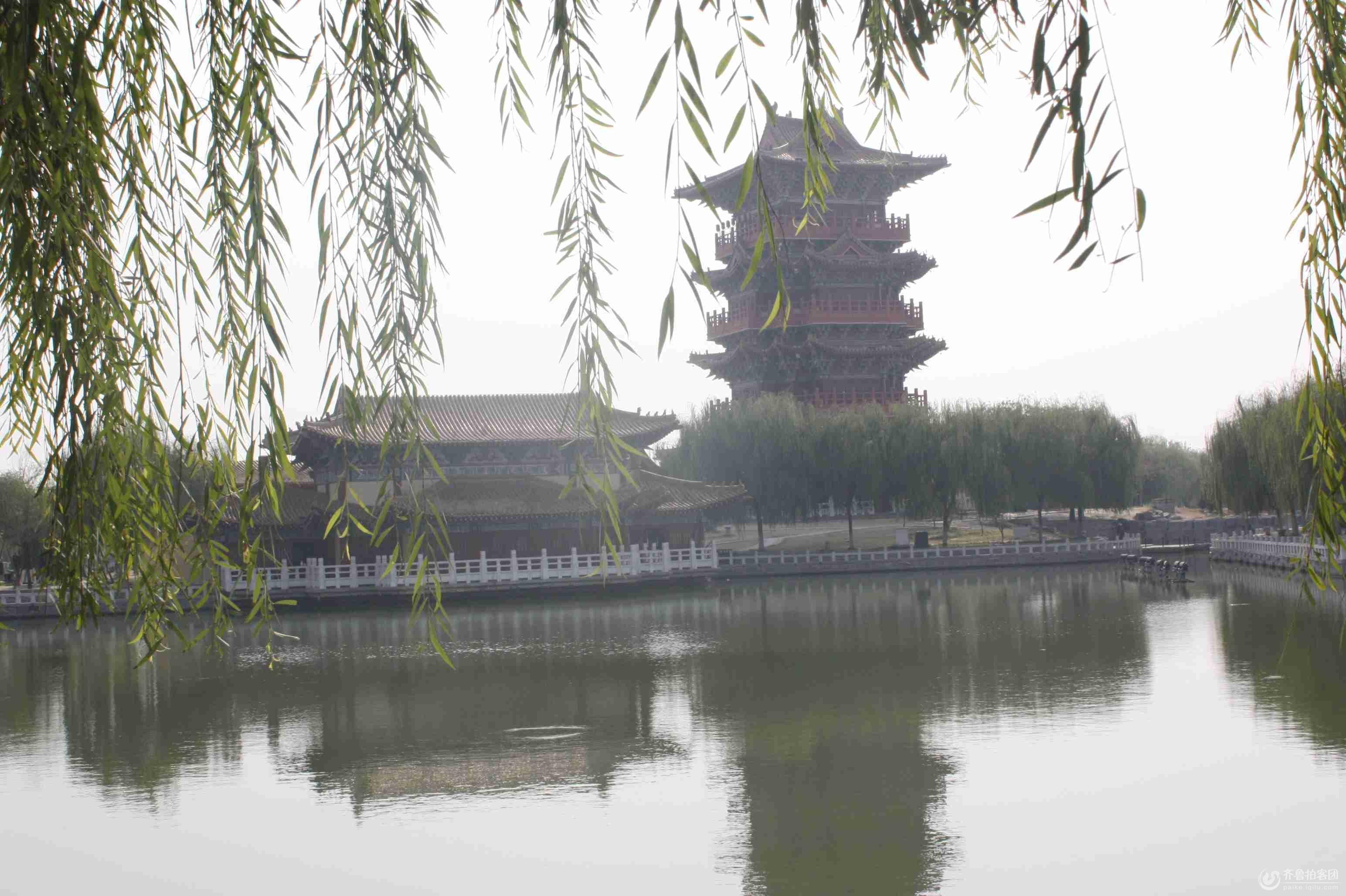 开封风光 - 菏泽拍客 - 齐鲁社区 - 山东最大的城市