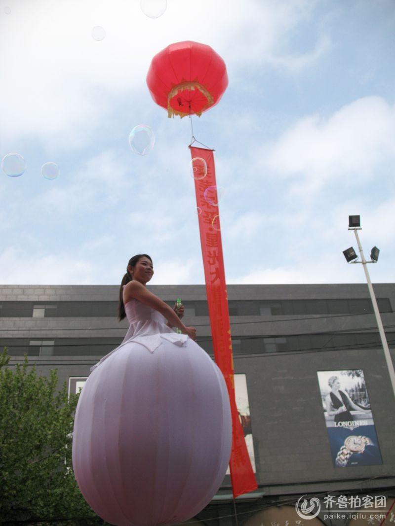 气球埃弗尔铁塔图