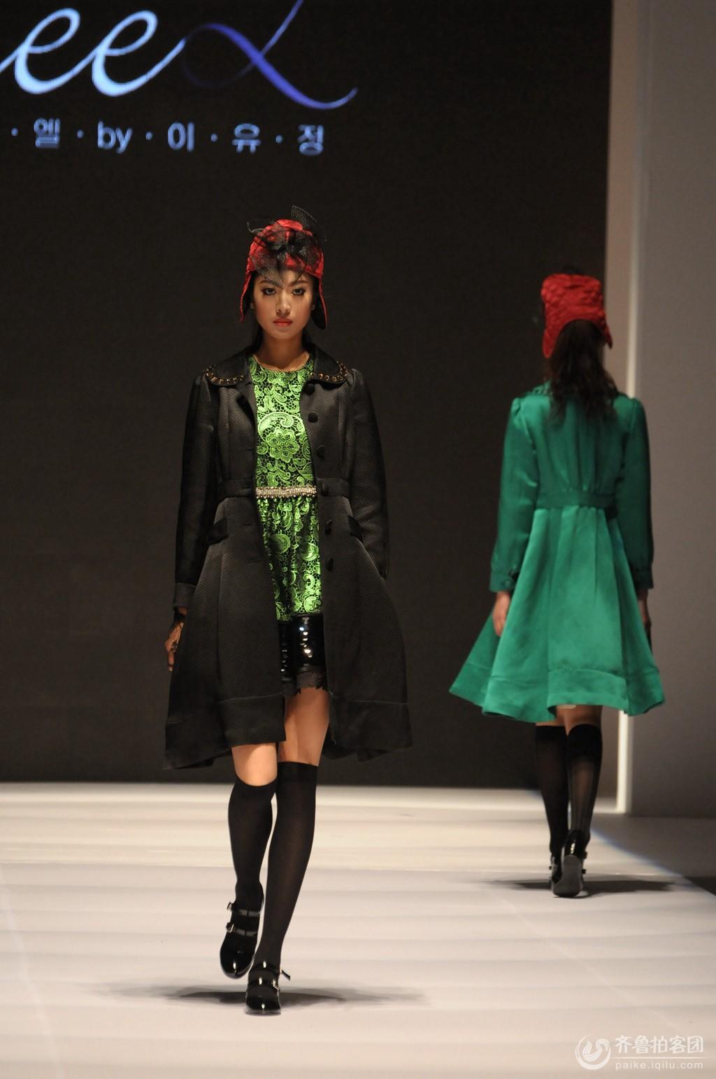 2014青岛国际服装周