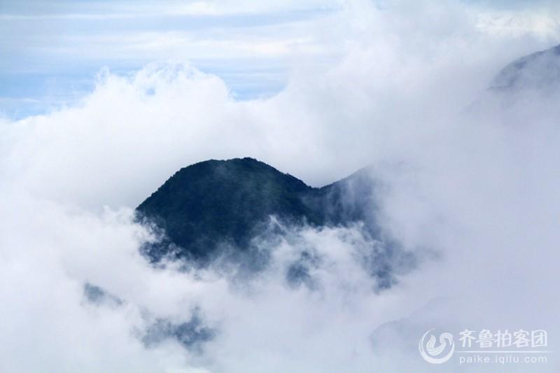 庐山云海 - 青岛拍客 - 齐鲁社区 - 山东最大的城市