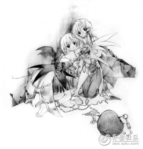 【美术常识】铅笔画