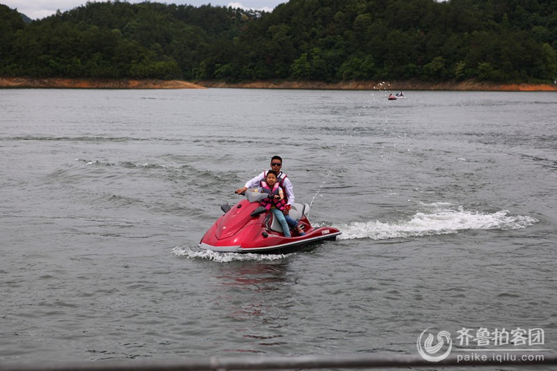 齐鲁拍客游千岛湖-渔乐岛 - 济宁拍客 - 齐鲁社区